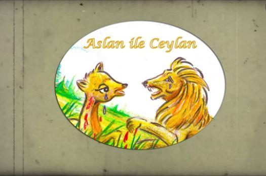 Aslan ile Ceylan #BeylerbeyiBayburdiHz #candamlaları