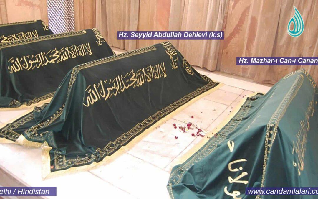 Hz. Seyyid Abdullah Dehlevi (k.s)