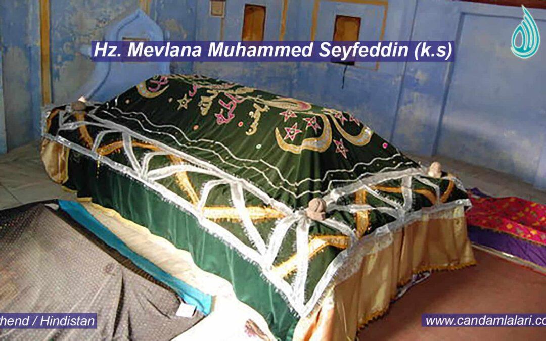Hz. Mevlana Muhammed Seyfeddin (k.s)