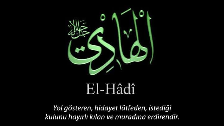 Allah'ın Hidayeti